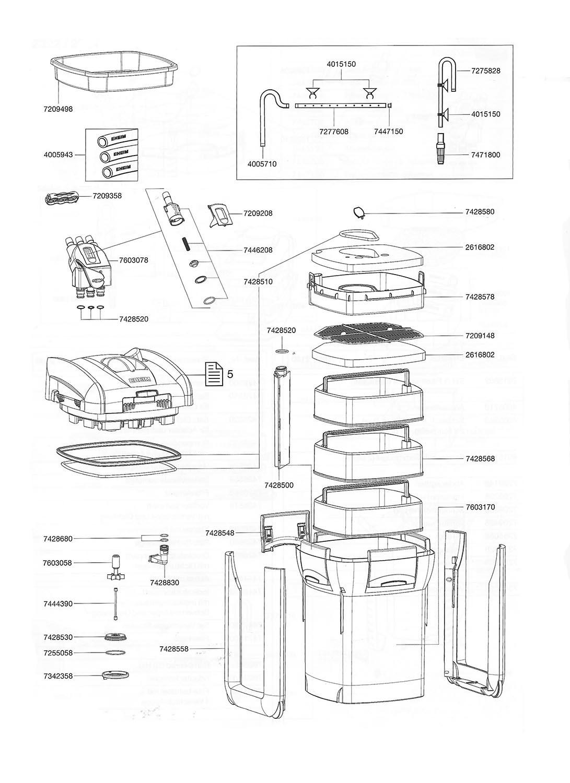 eheim professionel 3 1200xlt 2180 akv rium online. Black Bedroom Furniture Sets. Home Design Ideas