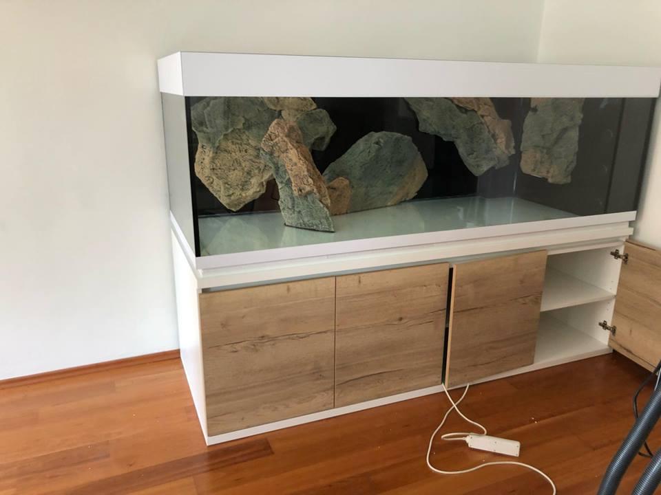 Akvarium na mieru morava 1