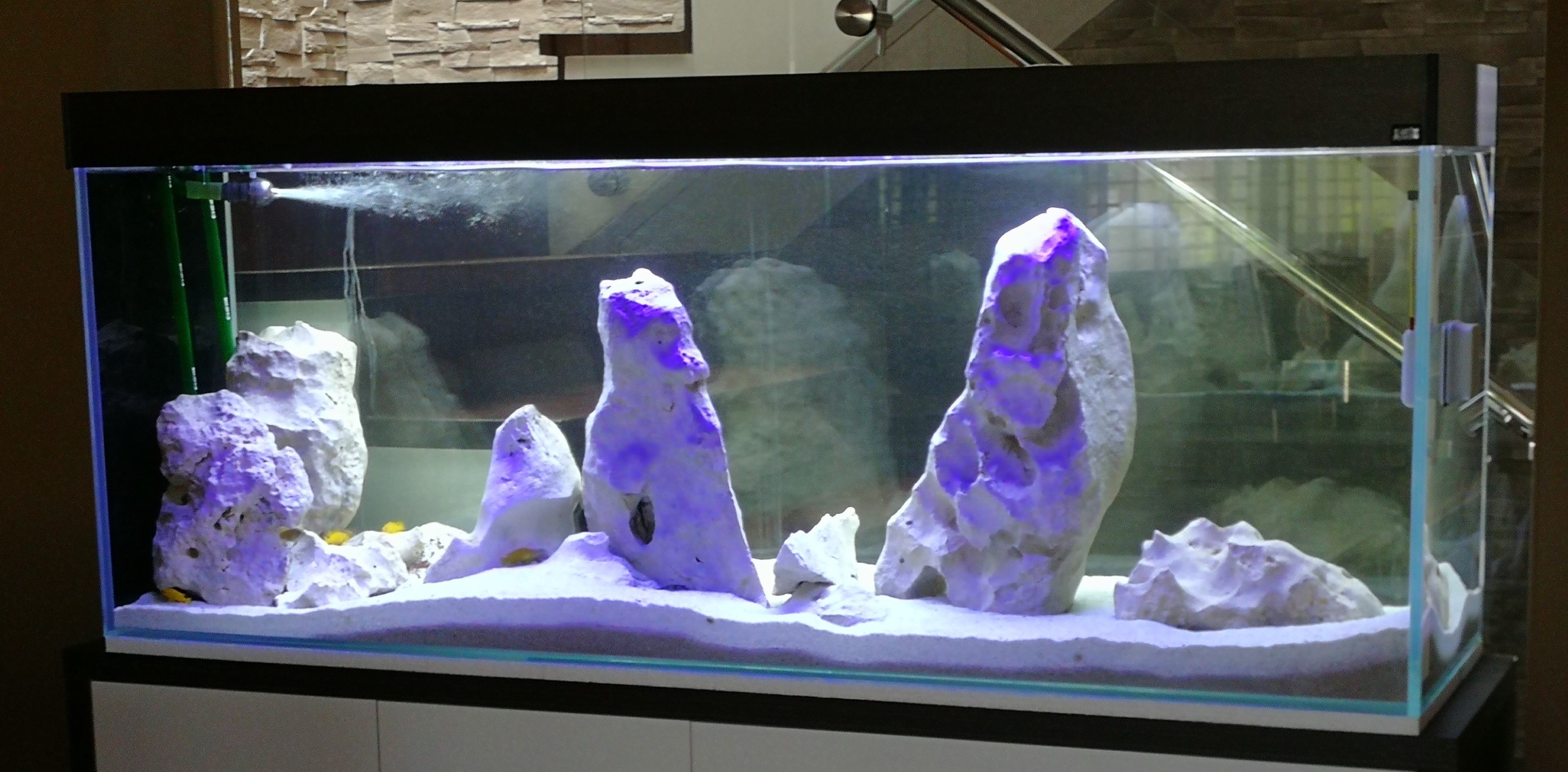 Akvarium na mieru KNM 1