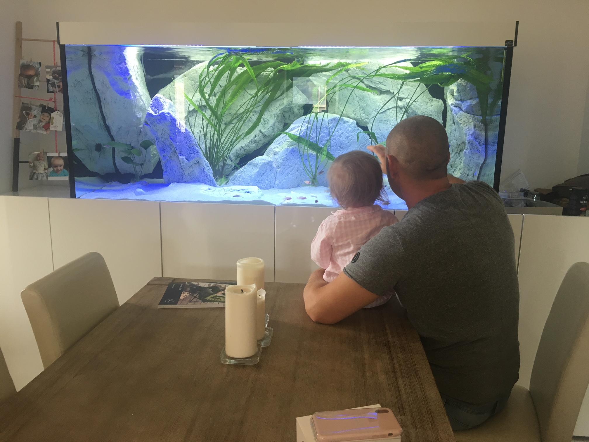 Akvarium na mieru ZA 1